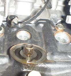 MazdaSpeed oil cooler how-to for FP & FS engines